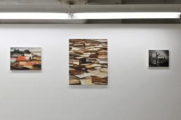 Peter Martensen - Undone sketches - vue de l'exposition 5