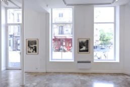 Peter Martensen - Undone sketches - vue de l'exposition 3
