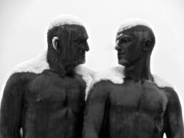 Emmanuel Pariente - Sculpture parc Vigeland Norvège