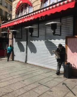 Emmanuel Pariente - Bar du marché