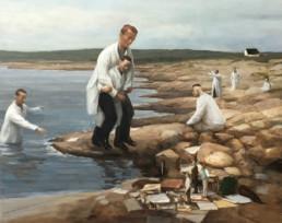 Peter Martensen - The Exchange