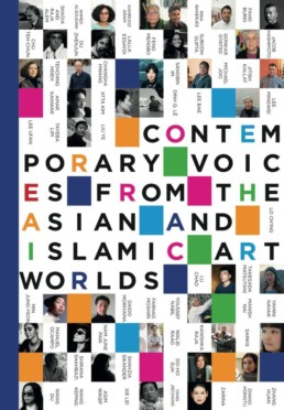 Couverture - Contemporary voices - Olivia Sand - SKIRA 2018
