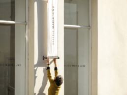 Galerie Maria Lund - Contact - vue extérieure