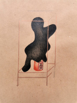 Farida Le Suavé - Rébus pour la sculpture