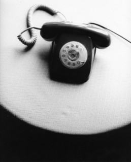Jeremy Stigter - Red telephone with cord