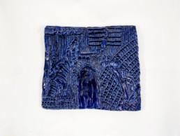 Pernille Pontoppidan Pedersen - Tablet blue