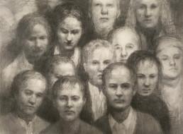 Peter Martensen - Heads