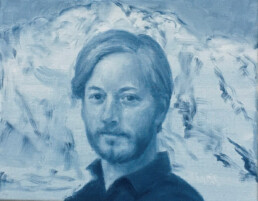 Peter Martensen - Blue Andreas