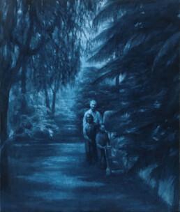 Peter Martensen - La promenade
