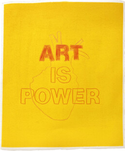 Elle-Mie Ejdrup Hansen - ART is power (7) - heART