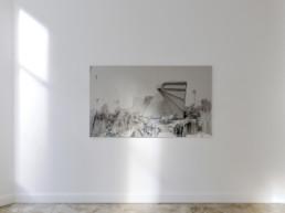 Min Jung Yeon - Galerie Maria Lund – La lettre de Pluton