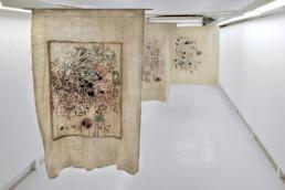 Un jour j'ai trouvé - Lyndi Sales - vue Catacomb dream map - Galerie Maria Lund