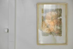 Un jour j'ai trouvé - Lyndi Sales - vue expo - Galerie Maria Lund