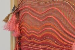 Un jour j'ai trouvé - Lyndi Sales - détail Winding course - Galerie Maria Lund