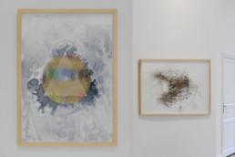 Un jour j'ai trouvé - Lyndi Sales - vue I can feel your energy - Galerie Maria Lund